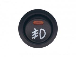 Strömbrytare Dimljus symbol