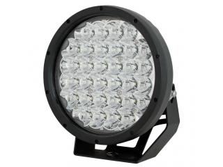 "LED 320W 9"" Extraljus 9-32V. Med stenskottskydd"