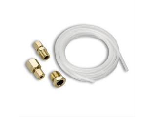 Autometer Nylon slang med nipplar