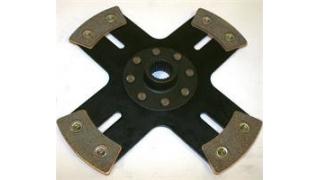 Kep Sinterlamell 225mm solid 4-puck (25,4x24) Nissan 200 S13