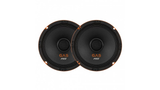 GAS PS2X62 PRO SPL 6.5tum Koaxialhögtalare