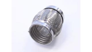 """Flexrör interlock 63mm 2,5"""" Längd 100mm"""