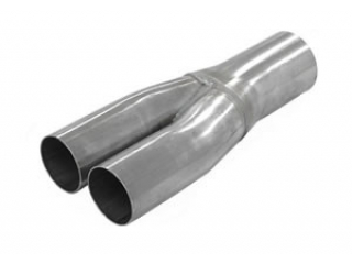Byxrör 89,0mm -76,0mm x2     RF