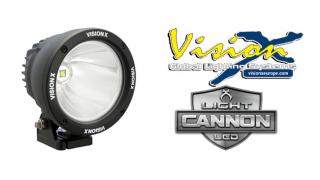 VISION X LIGHT CANNON LED KIT 50W BLACK 10°