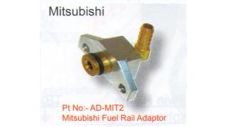 Fuel Rail Adapter Mitsubishi