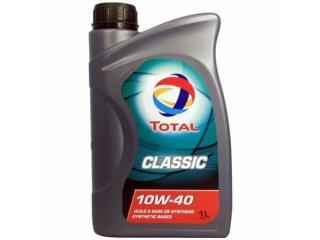 1L Motorolja Total Classic 1L SAE 10W-40