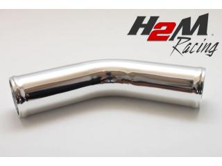 76mm 45grader  Aluminiumböj