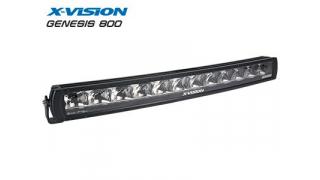 """31,6"""" 180W LED-extraljusramp X-Vision Genesis 800 Kurvad 804mm"""