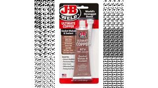 JB Weld Ultimate Copper Silicone – Packning/Tätning 85gr