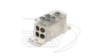ACV Distributionsblock 1x20mm² till 4x10mm²