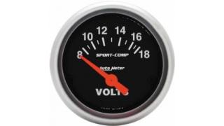 Sport Comp Voltmätare