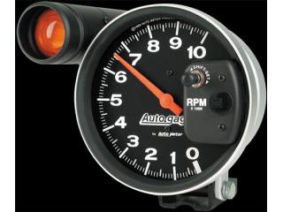 """Autometer Autogage 5"""" med shiftligt 10000rpm"""