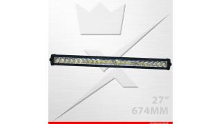 "27"" 240W Driving Luxtar Lightning X24 674mm"