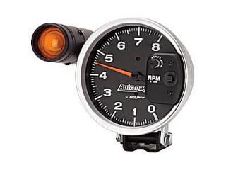 """Autometer Autogage 5"""" med shiftligt 8000rpm"""