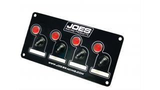 Panel Joes Racing 4x strömbrytare
