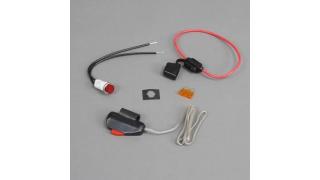 Line lock ,knapp och lampa