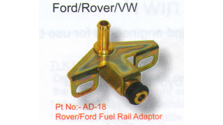 Fuel Rail Adapter VW Volvo Ford