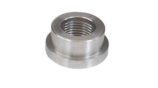3/8NPT  Aluminium svetsmutter