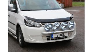Voolbar Alu Ljusbåge 4 ljus - Made in Sweden - Extraljushållare