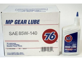 76 MP  Gear Lube 85W/140