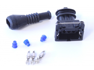 Kontaktdon 3-poligt hylsdon Bosch JPT (TPS, trigger)