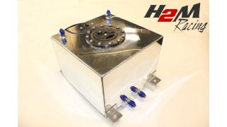 20 Liter Aluminium Drag Race Fuel Cell AN10
