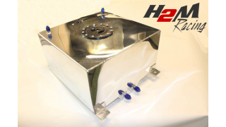 40 Liter Aluminium Drag Race Fuel Cell AN10