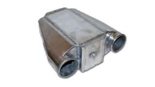 Vattenkyld intercooler 100x255mm Cellpaket