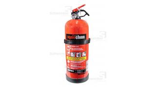 Brandsläckare 2 Kg pulver