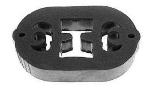Gummiupphängning T=25mm