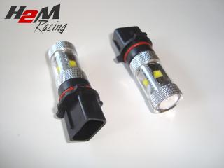 Diodlampa PSX26 30W för dimljus 2 Pack