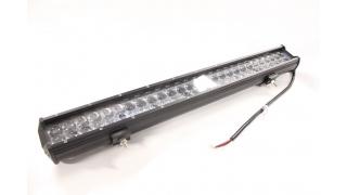 "25,6"" 270W LED-XtrM Extraljusramp 12/24V. Bredd 650mm"