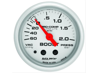 Ultra-Lite Laddtryck kg/cm
