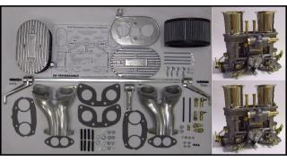 Dubbla Weber IDF 44mm Kit