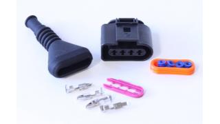 Kontaktdon 4-poligt hylsdon (VAG Tändspole)