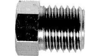 Bromsrörsnippel M:10x1,25mm för 5,0mm rör