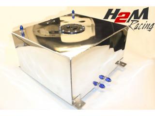 60 Liter Aluminium Drag Race Fuel Cell AN10