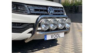 STOR QUADRO 76MM FRONTBÅGE - VW AMAROK 2017-