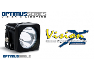 VISION X OPTIMUS SINGLE 60°