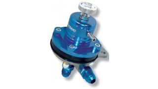 1:1 linjär motorsport regulator 0-6 Bar - Blå