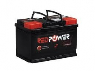 RED POWER 72 AH 640 CCA