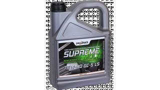 #390 1L Supreme Moly Gear  75W-90 GL-5 / GL-6