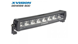 "22"" 120W LED-extraljusramp X-Vision Genesis 600 560mm"