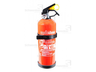 Brandsläckare 1 Kg pulver