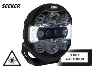 LED/Laser-extraljus SEEKER 140W