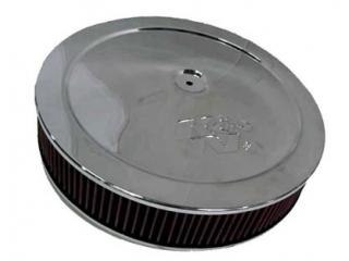 K&N Filtercharger Luftfilter Komplett