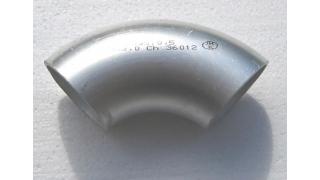 60x3 Aluminium rörböj