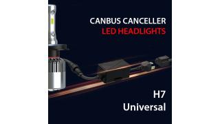 LED Canbus Canceler H7