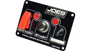 Panel Joes Racing Tändning start 1x strömbrytare