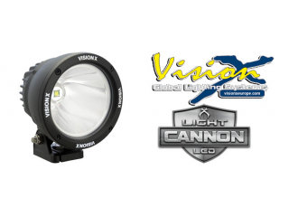 VISION X LIGHT CANNON LED 50W BLACK 10°